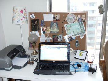 workspace 001